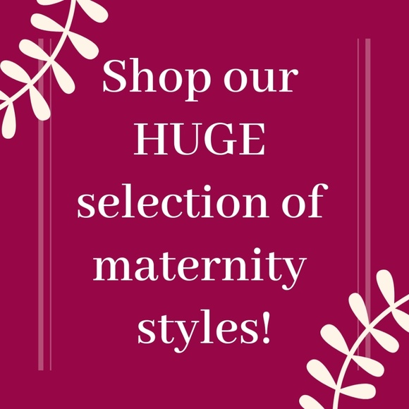 Motherhood Maternity Tops - MATERNITY CLOTHES!